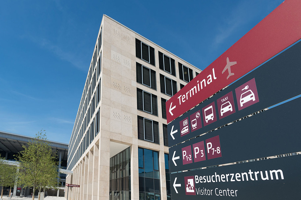 Berlin-Brandenburg Airport Center Berlin FAY Projects GmbH