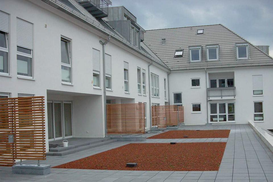 Altenburg-Passage Sinzheim/Baden-Baden FAY Projects GmbH