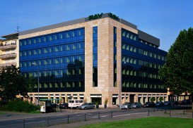 Bürogebäude Augustaanlage 54-56, Mannheim