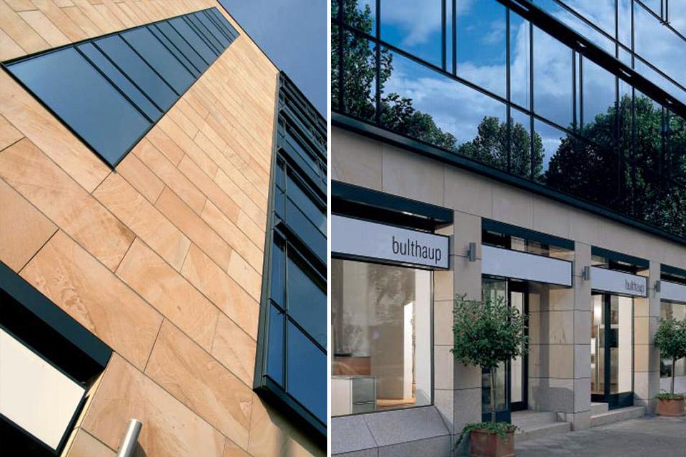 Bürogebäude Augustaanlage 54-56 Mannheim FAY Projects GmbH