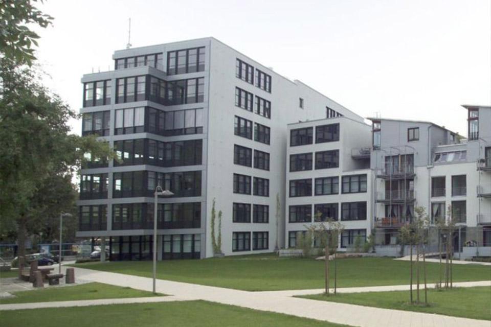 Bürohaus am Park Heidelberg FAY Projects GmbH