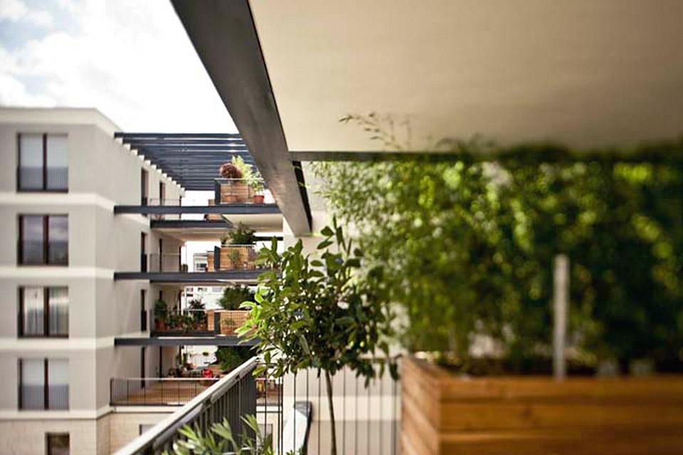 ClarenbachGärten Köln-Lindenthal FAY Projects GmbH