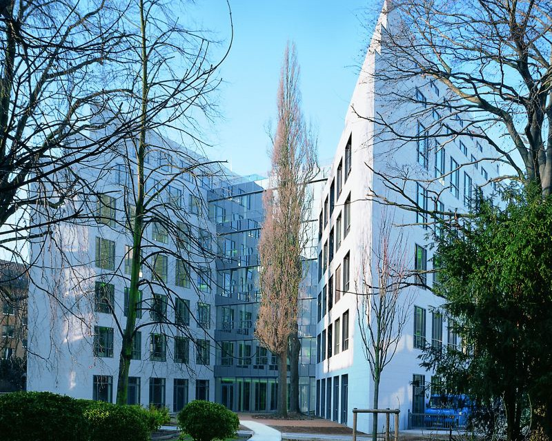 Handelsblatt-Haus Frankfurt am Main FAY Projects GmbH