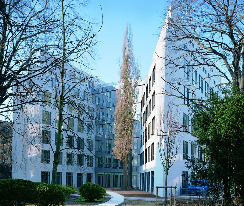 Handelsblatt haus fay projects gmbh - Innenarchitektur frankfurt am main ...