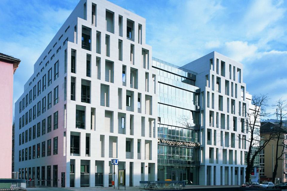 Handelsblatt Haus Fay Projects Gmbh