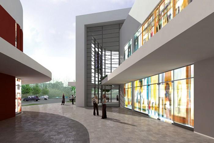Leine Center, Hannover