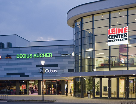 Leine Center, Hannover