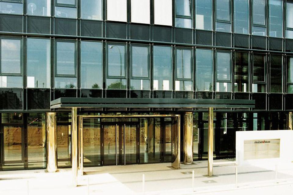 steubenhouse Frankfurt am Main FAY Projects GmbH