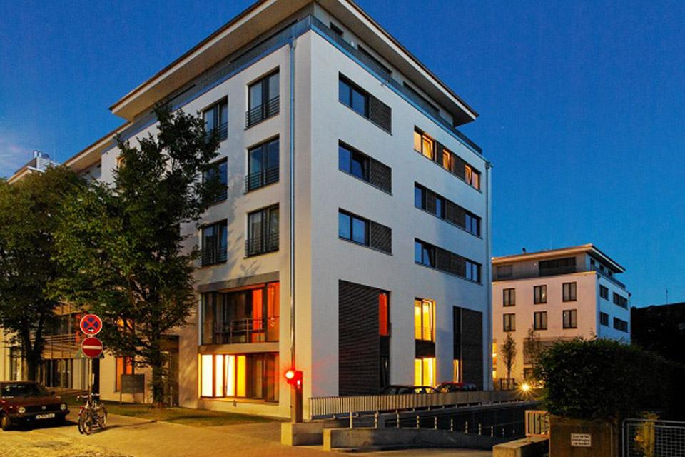 Sülzerbucht Köln FAY Projects GmbH