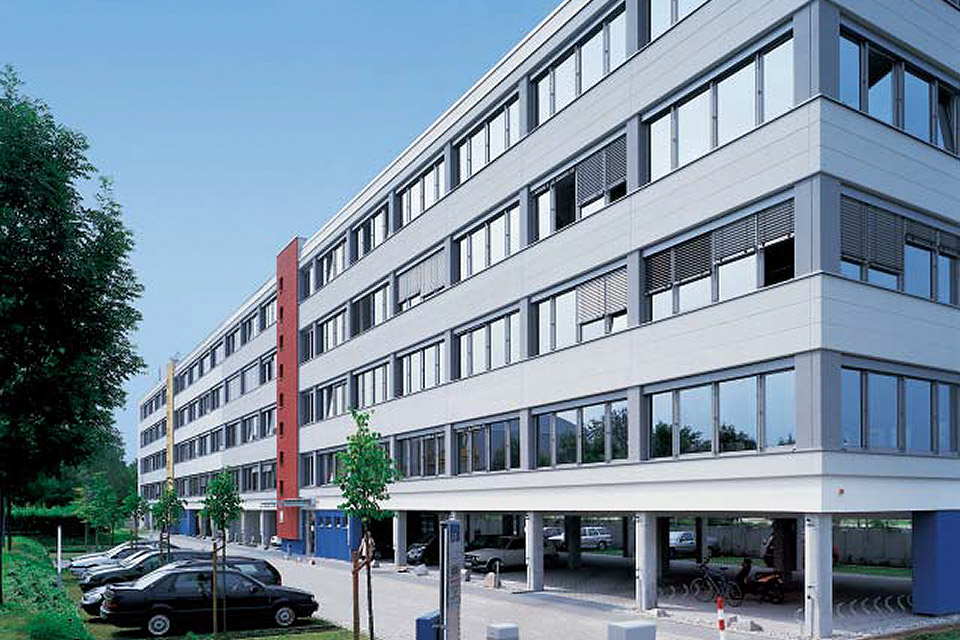 Technologiepark Ludwigshafen Ludwigshafen FAY Projects GmbH