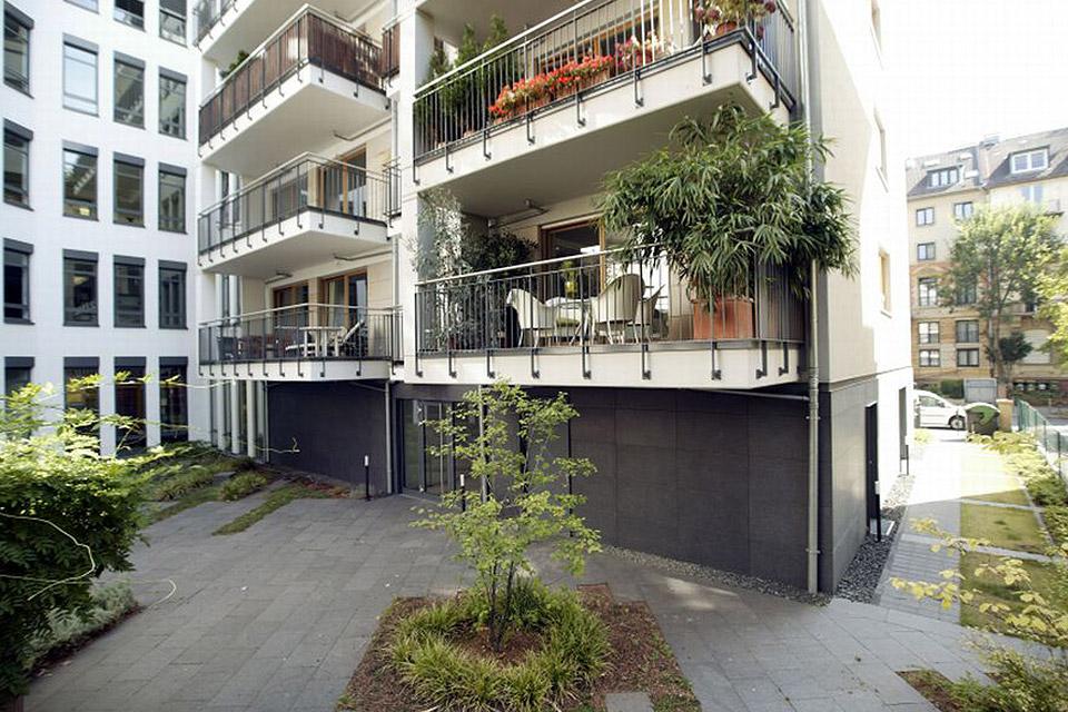 Villa Forte/Haus Piano Frankfurt am Main FAY Projects GmbH
