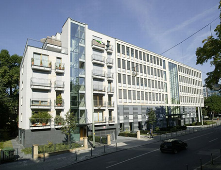 Villa Forte/Haus Piano, Frankfurt am Main