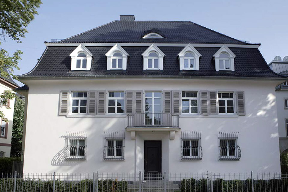Villa lacroix fay projects gmbh - Innenarchitektur frankfurt am main ...