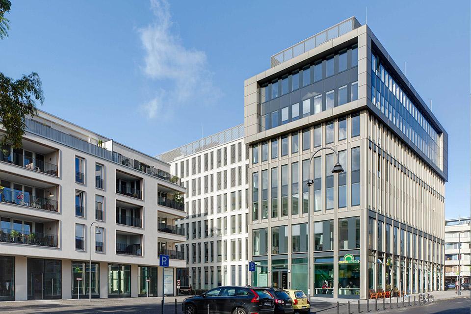 Waidmarkt Köln FAY Projects GmbH