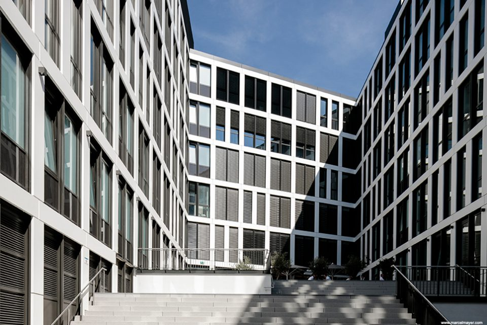 Europe Plaza Stuttgart FAY Projects GmbH