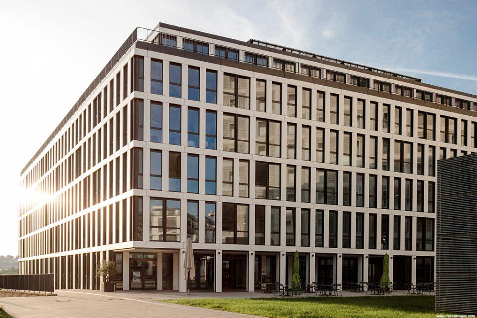 Europe Plaza Stuttgart FAY Projects GmbH