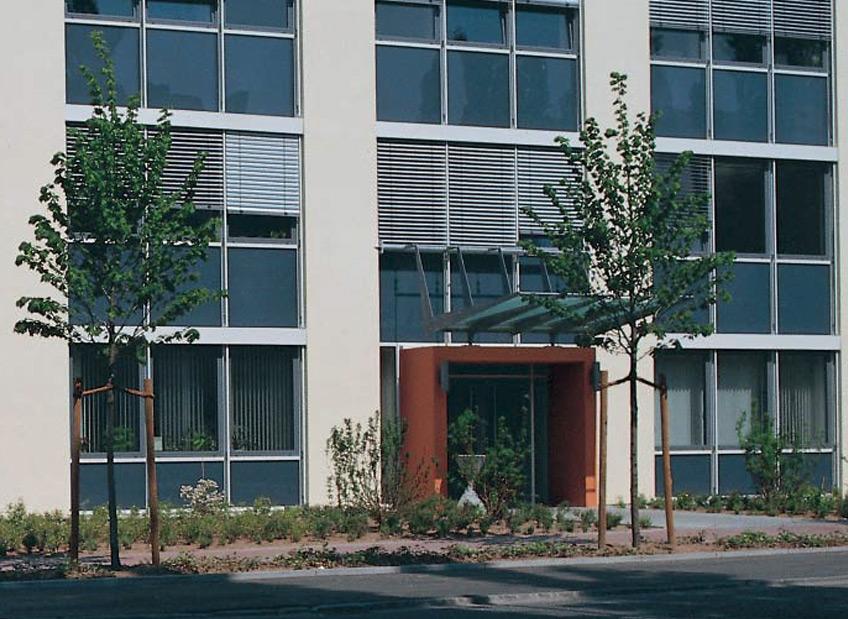 Büro- und Casinogebäude Frankfurt am Main FAY Projects GmbH