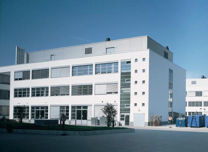 Chemetall-Gebäude Frankfurt am Main FAY Projects GmbH