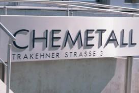 Chemetall-Gebäude, Frankfurt am Main