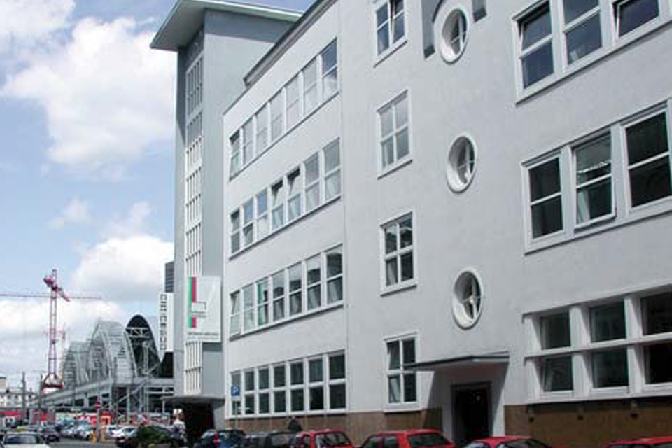 Erwin Stein Haus Fay Projects Gmbh