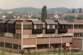 Büro- und Produktionsgebäude, Konstanz