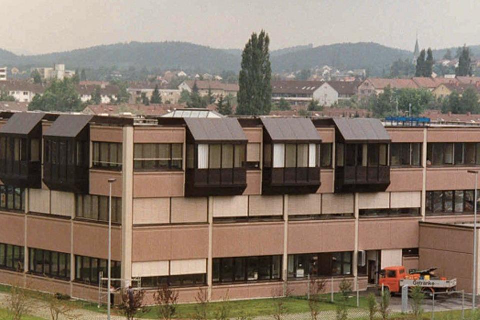 Büro- und Produktionsgebäude Konstanz FAY Projects GmbH