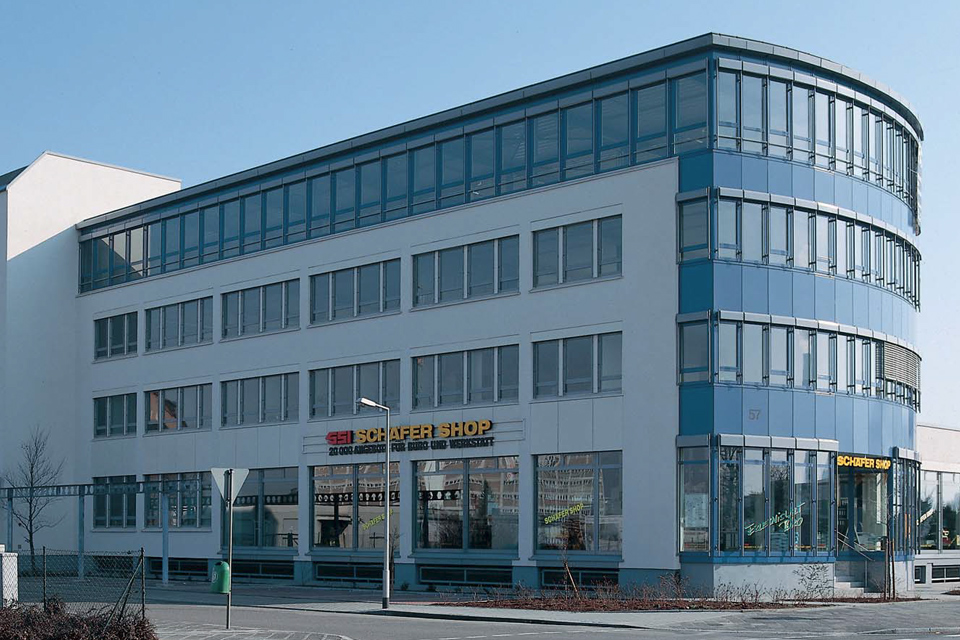 Neckarau Business Center Mannheim FAY Projects GmbH