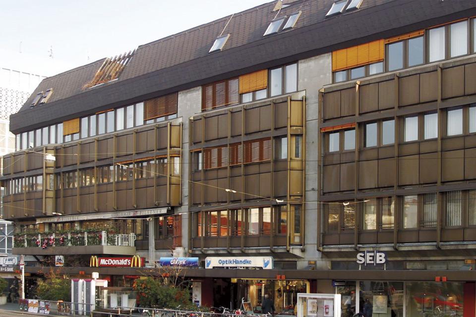 Alte Hauptpost Heidelberg FAY Projects GmbH