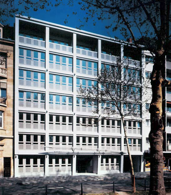 Augustaanlage 25 - Mannheim
