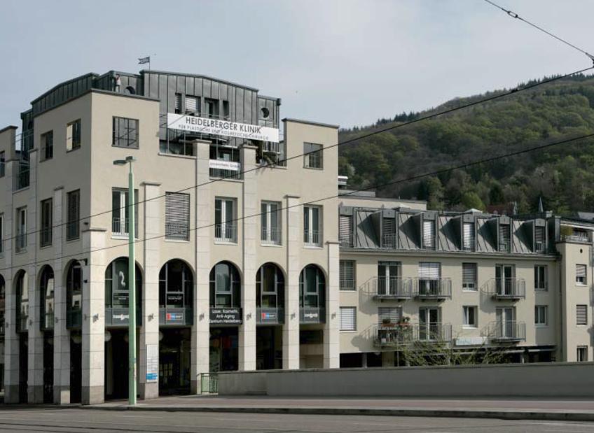 Brückenkopf Heidelberg Heidelberg FAY Projects GmbH