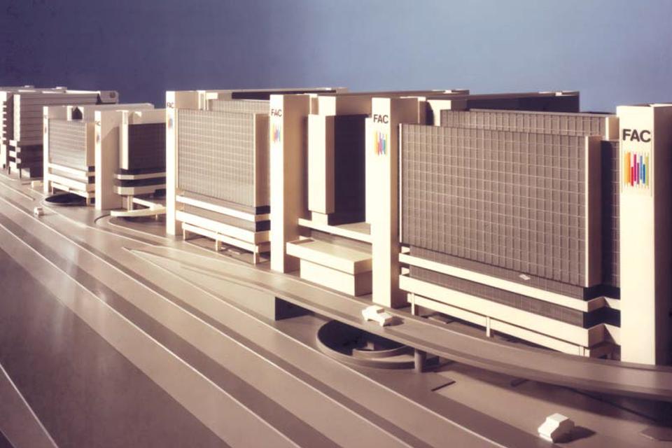 Frankfurt Airport Center Frankfurt am Main FAY Projects GmbH
