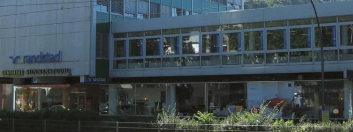 Büro- und Geschäftshaus Kurfürstenanlage, Heidelberg