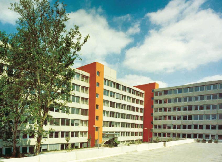 Office Complex at Käfertaler Strasse 250-258 Mannheim FAY Projects GmbH