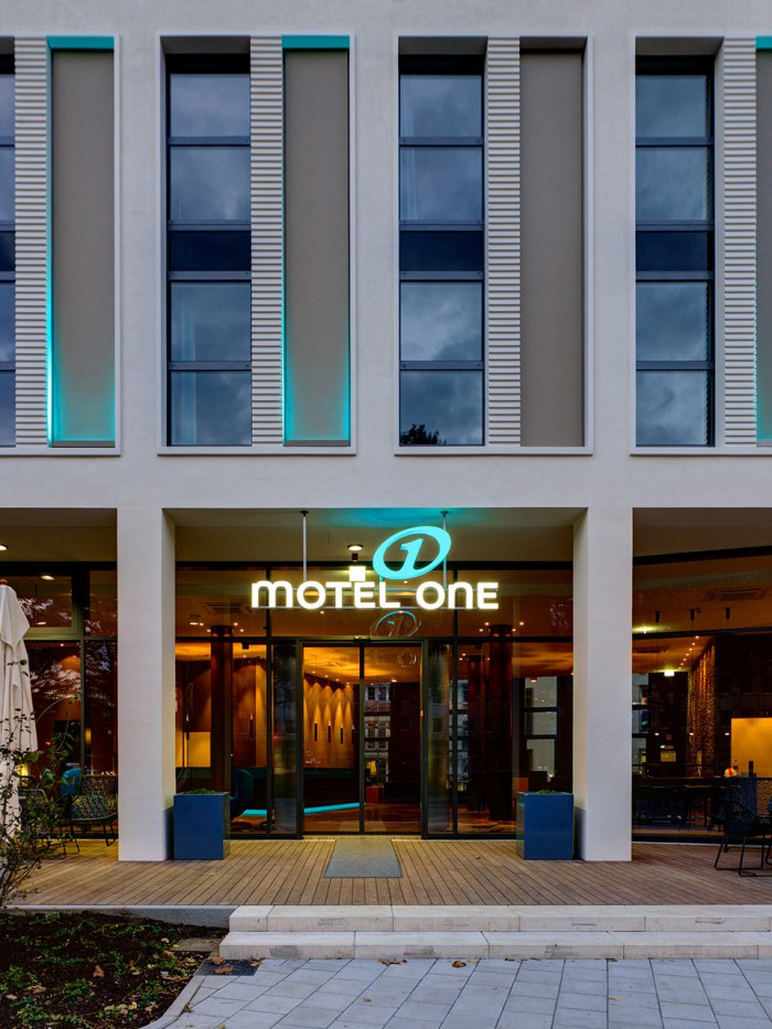 Motel One, Köln