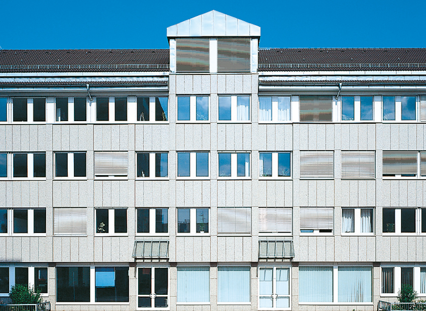 Office Building at Römerstrasse 245-247 Heidelberg FAY Projects GmbH