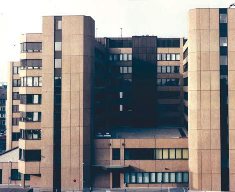 Technisches Zentrum, Frankfurt am Main