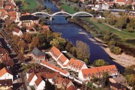 Wohnen am Neckar, Mannheim