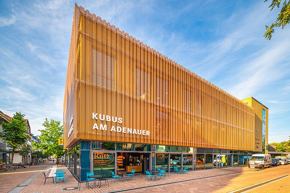 KUBUS AM ADENAUER Wiesloch FAY Projects GmbH