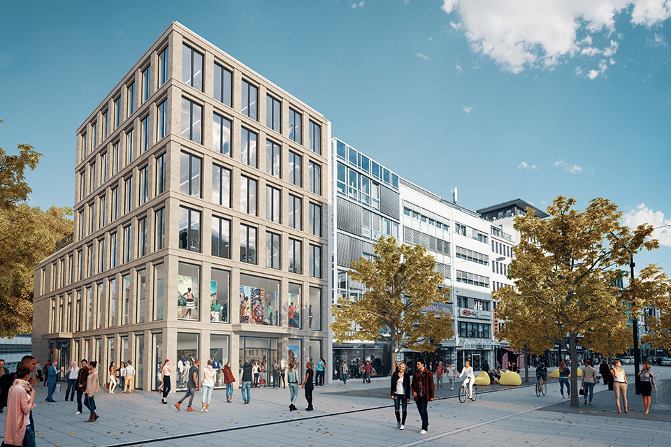 ECKHAUS Düsseldorf FAY Projects GmbH