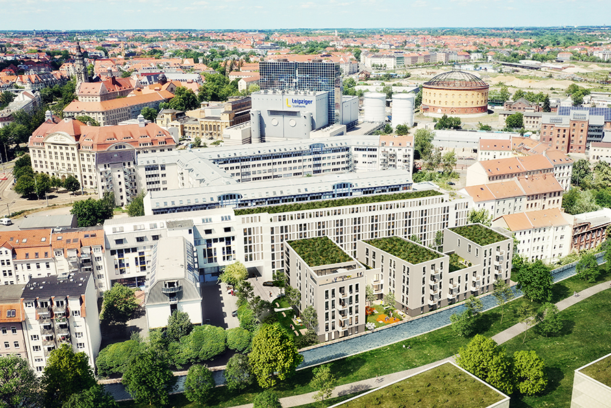 Co-Living und Hotel Leipzig FAY Projects GmbH